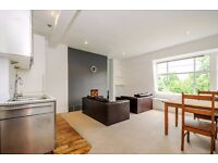 A wonderful 2 double bedroom flat with views across Clapham Common itself. North Side, SW4