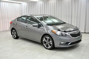 2016 Kia Forte EX 6-SPD Maual SEDAN w/ Bluetooth, Heated Seats,