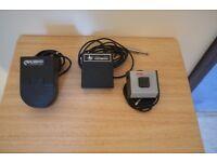 Amplifier foot Pedals. Korg, JSH,Carlsbro