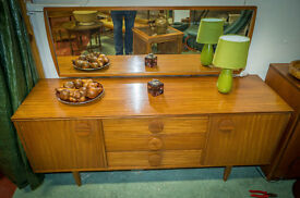 Mid Century Dressing Table