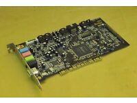 Creative Sound Blaster Audigy SB0230 PCI Sound Card