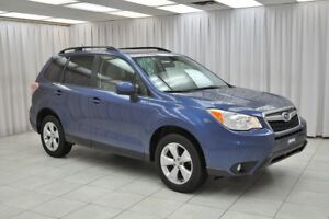 2014 Subaru Forester 2.5L AWD SUV w/ BLUETOOTH, HEATED SEATS, RE