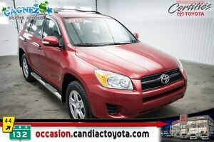 2011 Toyota RAV4 * AWD * AUTO * AC * PACK ELECTRIQUE * SEULEMENT