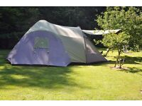 Eurohike Kensington 4 Berth Tent