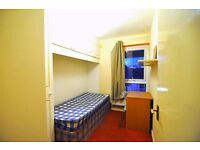 WONDERFUL SINGLE ROOM AVAILABLE NOW IN WESTFERRY ZONE 2