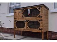 Rabbit housing & Hutches