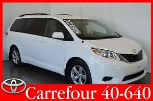 2014 Toyota Sienna LE V6 8 Passagers Garantie PEA 2020/200 000 K