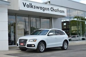 2012 Audi Q5 Premium Plus AWD S-line Navigation Panoramic roof