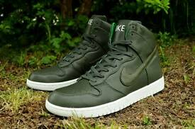 Nike dunk lux sp size 5.5
