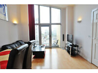 Fully furnished penthouse flat in Fulham