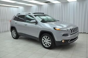 2017 Jeep Cherokee ----------$1000 TOWARDS ACCESSORIES, WARRANTY