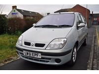 RENAULT SCENIC 1.4 16V EXPRESSION 5DR PETROL (FULL SERVICE HISTORY)