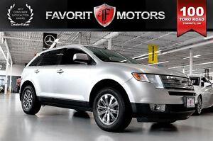 2010 Ford Edge Limited AWD | LTHR | MEMORY SEAT | REAR SENSORS
