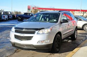 2011 Chevrolet Traverse 8 passenger - AWD - Easy Financing