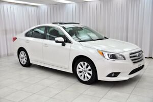 2015 Subaru Legacy 2.5L AWD SEDAN w/ BLUETOOTH, HEATED SEATS, DU