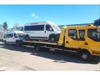 Vehicle Breakdown Recovery | Transporter for Car Collection and Delivery | Towing Truck Service
