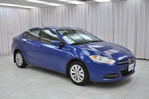2014 Dodge Dart AERO MULTI-AIR TURBO 6SPD SEDAN w/ BLUETOOTH, CL