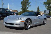 2012 Chevrolet Corvette CONVERTIBLE LS3