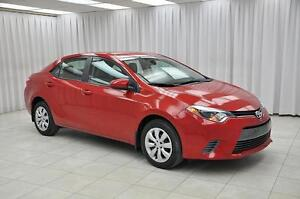 2016 Toyota Corolla LE SEDAN w/ BLUETOOTH, HEATED SEATS & BACK-U