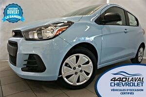 2016 Chevrolet Spark LS BLUETOOTH ** 20 KM**