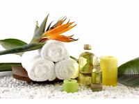Professional home visiting massage male therapist