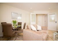 One, two and three bedroom short stay apartments/houses in Ash Vale Fully serviced including Bills