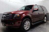 2012 Ford Expedition LIMITED 4X4TOIT CUIR TV/DVD