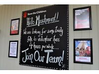 Marvelous Mondays in Marchmont! Join our Save the Children Team!