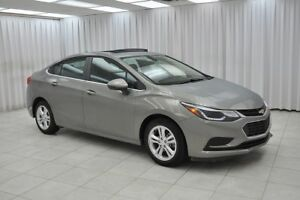 2018 Chevrolet Cruze $1000 TOWARDS WARRANTY OR TRADE ENHANCEMENT