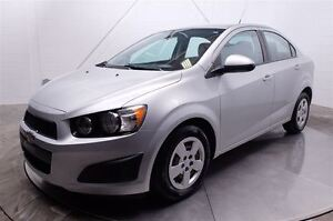 2012 Chevrolet Sonic A/C