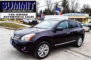 2011 Nissan Rogue SL | AWD | CAR-PROOF CLEAN | NAVI | CAMERA | R