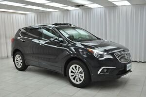 2018 Buick Envision ESSENCE AWD SUV w/ BLUETOOTH, HEATED LEATHER
