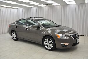 2014 Nissan Altima 2.5SV PURE DRIVE SEDAN w/ BLUETOOTH, NAV, HEA
