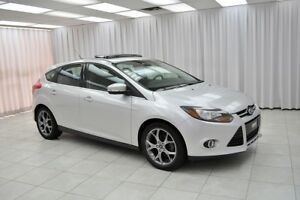 2013 Ford Focus HURRY!! DON'T MISS OUT!! TITANIUM 5DR HATCH w/ H