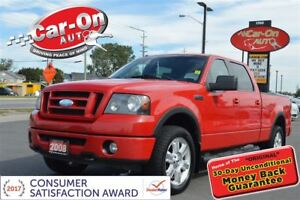 2008 Ford F-150 FX4 LEATHER SUNROOF CREW