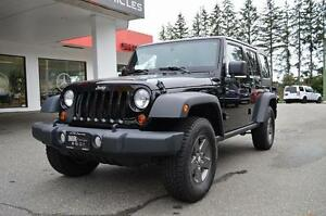 2011 Jeep Wrangler Unlimited Rubicon - Black Ops