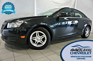 2012 Chevrolet Cruze LT*TURBO*BLUETOOTH*A/C*