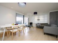 BRAND NEW 3 BED/2 BATH APMT- VERY CLOSE TO EDGWARE RD TUBE STN- FURNISHED- PERFECT FOR 3 SHARERS