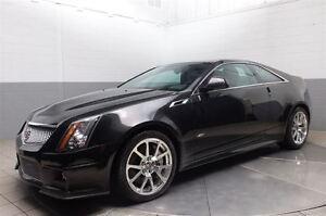 2012 Cadillac CTS-V COUPÉ TOIT CUIR NAVI