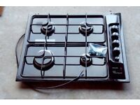 Philips Whirlpool Natural Gas Hob