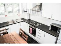 Spacious 3 bed apartment with kitchen Diner in Whitechapel,9min walk to station,Available 20th Aug