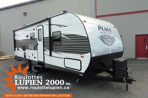 2017 Forest River PUMA 25RBSC