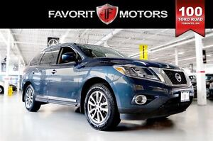 2013 Nissan Pathfinder SL 4WD | 7-PASSENGER | BACK-UP CAMERA