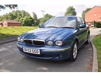 Jaguar X-TYPE, 4dr, 2.1l *3 OWNERS* *2 KEYS*