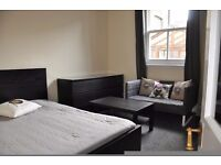 *Reduced Great Studio, Separate Kitchen & Bathroom Clapham High St. Fully Furnished Direct Landlord*