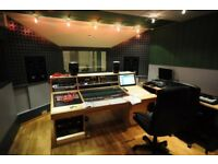 FREE STUDIO TIME FOR BANDS