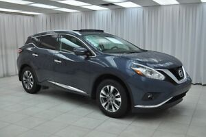 2015 Nissan Murano 3.5SL AWD SUV w/ BLUETOOTH, HEATED LEATHER /
