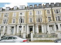 SHORT LET & LONG LET: A two double bedroom apartment ideally situated moments from Holland Park