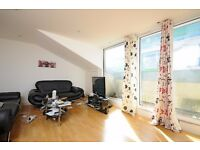 A large two double bedroom flat to rent in Kingston. Clarenden House.