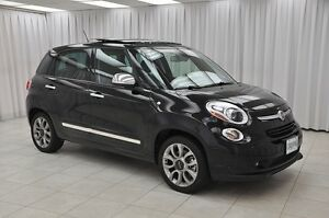 "2015 Fiat 500 500L LOUNGE TURBO 5DR HATCH w/ BLUETOOTH, 17"""" ALL"